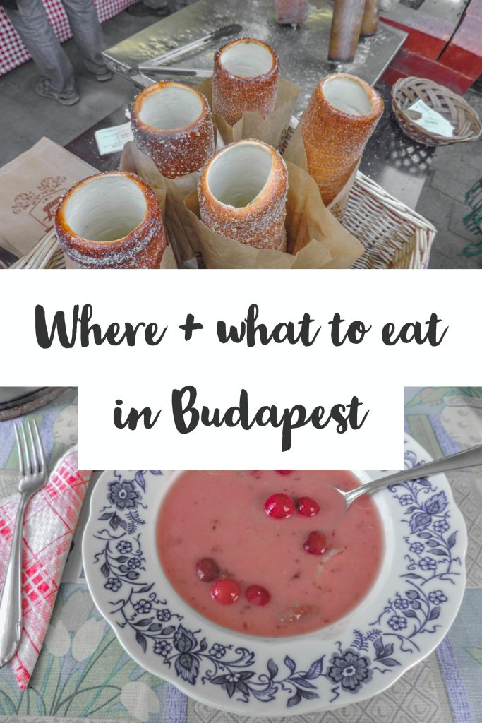 Budapest Restaurants | Traditional Hungarian Food to try in Pest