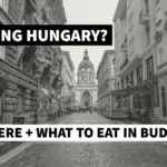 Budapest restaurants: Where and what to eat
