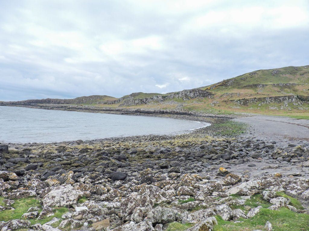 GlenCallum Bay West Island Way Isle of Bute