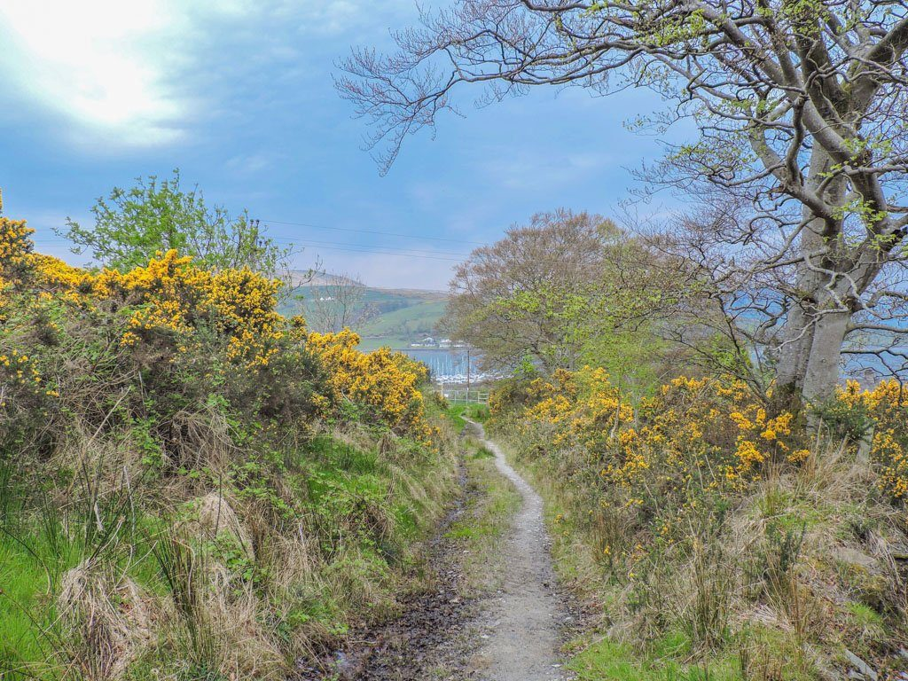 Kames Bay West Island Way | Isle of Bute
