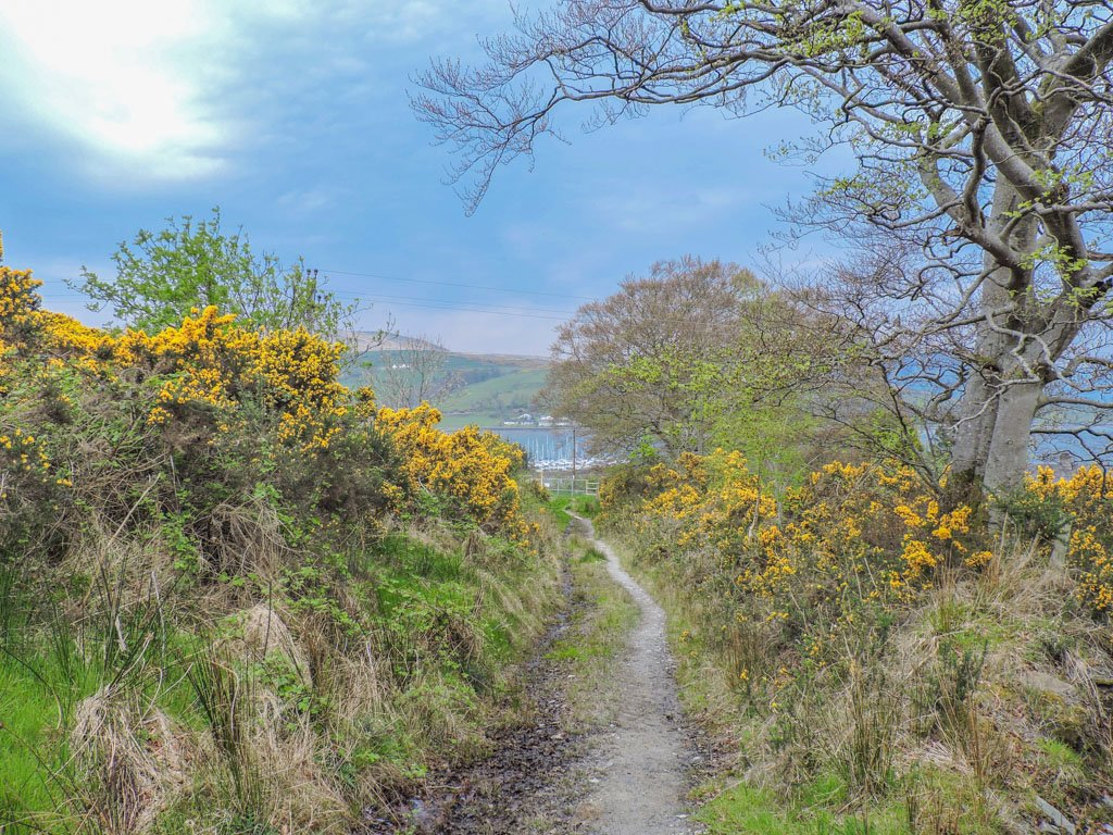 Kames Bay West Island Way | Isle of Bute