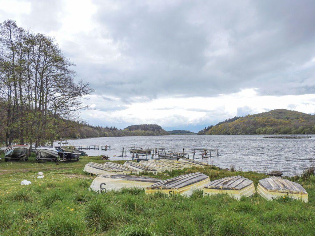 Loch Fad West Island Way   Isle of Bute