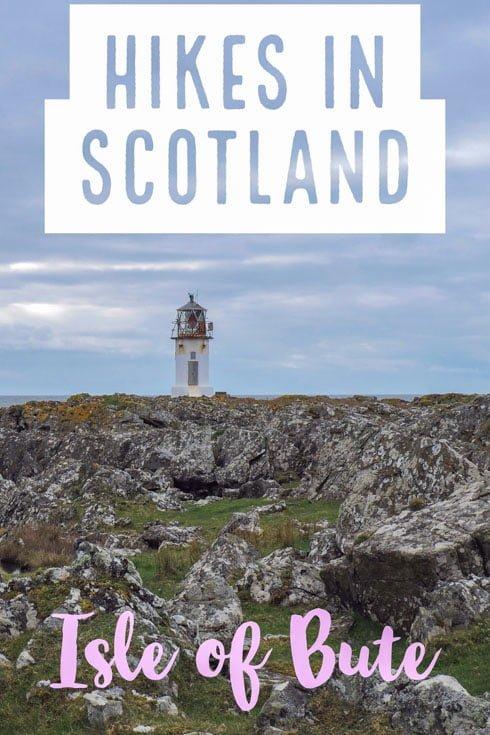 West Island Way   Hiking in Scotland