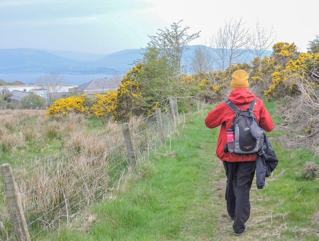 West Island Way   Isle of Bute Scottish Walks