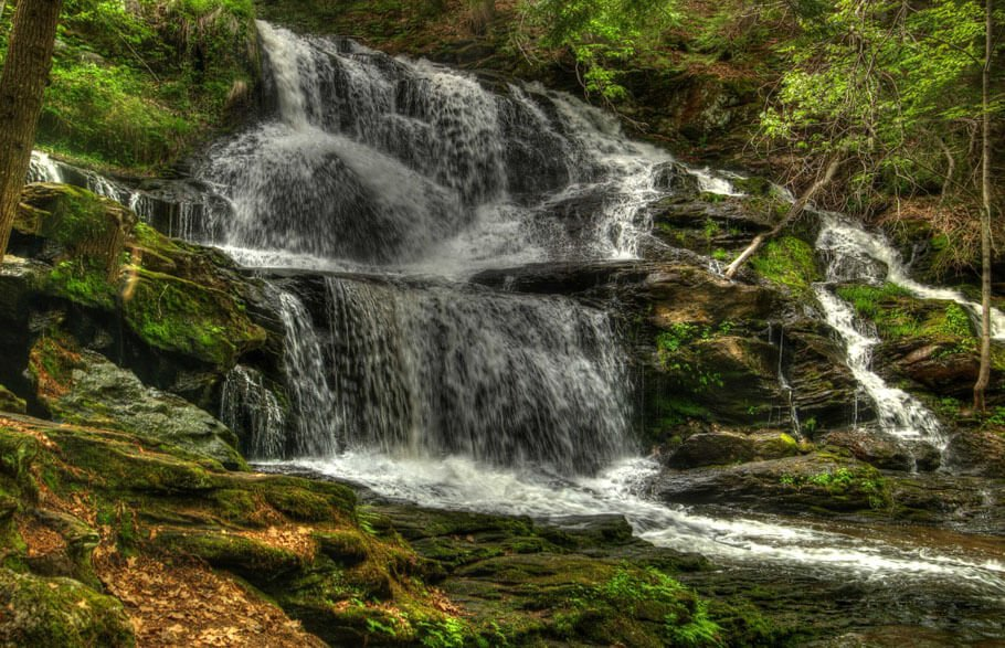 Garwin Falls New Hampshire attractions