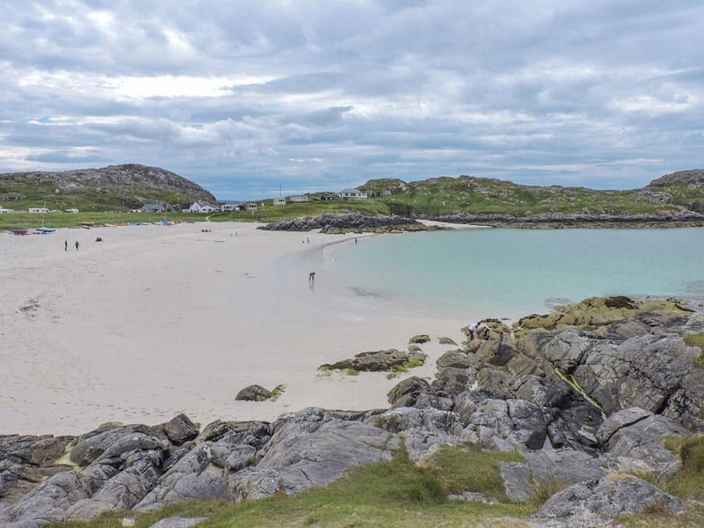 Achmelvich Beach | NC500 Hostels Guide