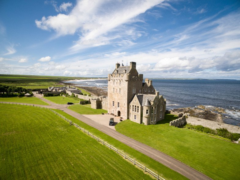 Ackergill Tower North Coast 500 Castles
