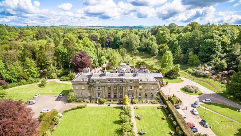 Balbirnie House Hotels in Fife