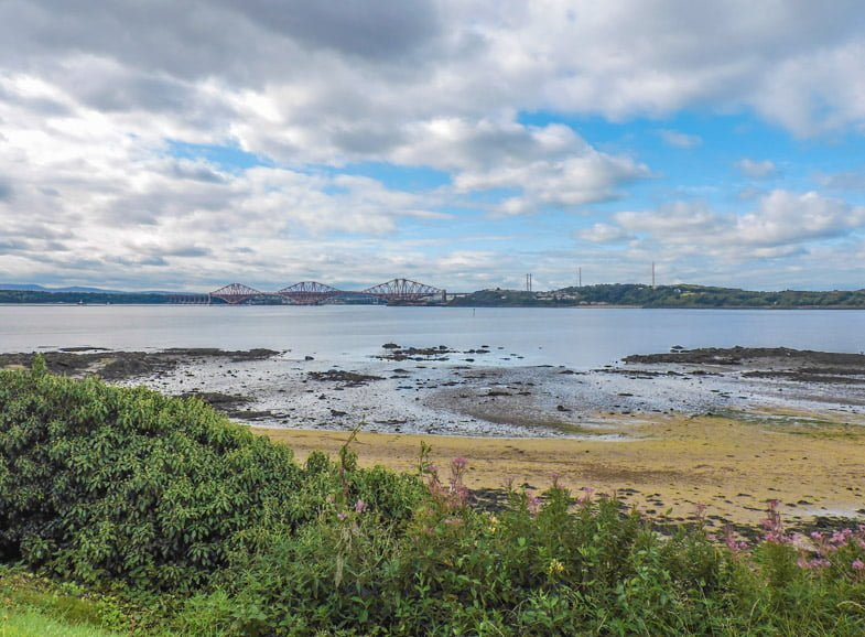 Dalgety Bay Forth Rail Bridges Things to do in Fife