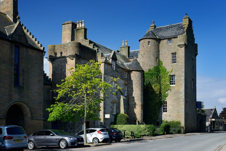 Dornoch Castle Hotel North Coast 500 Scotland