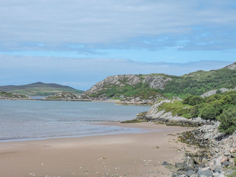 Gruinard Bay | Scotland North Coast 500 itinerary