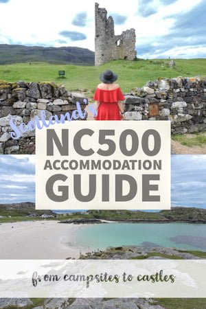 Scotland North Coast 500 Accommodation Guide | NC500 Hotels