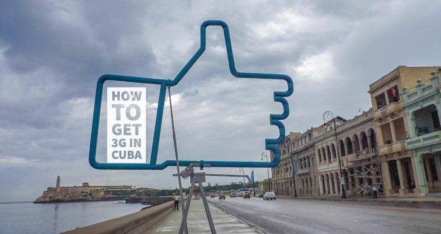 3G in Cuba