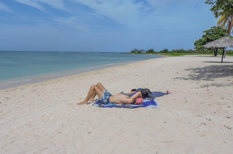 Cuba 3G - Playa Ancon Cuba