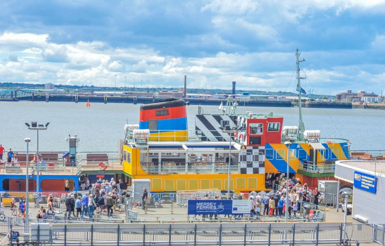 Ferry | Liverpool Things to do