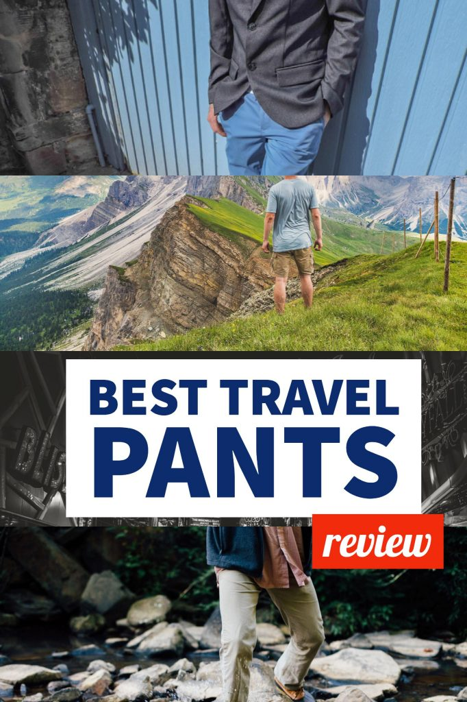 Best travel pants for me | #travelpants #travelgear #traveltrousers