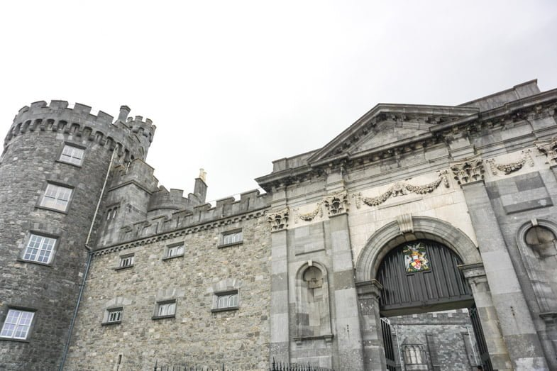 Kilkenny Castle | 3 days in Ireland