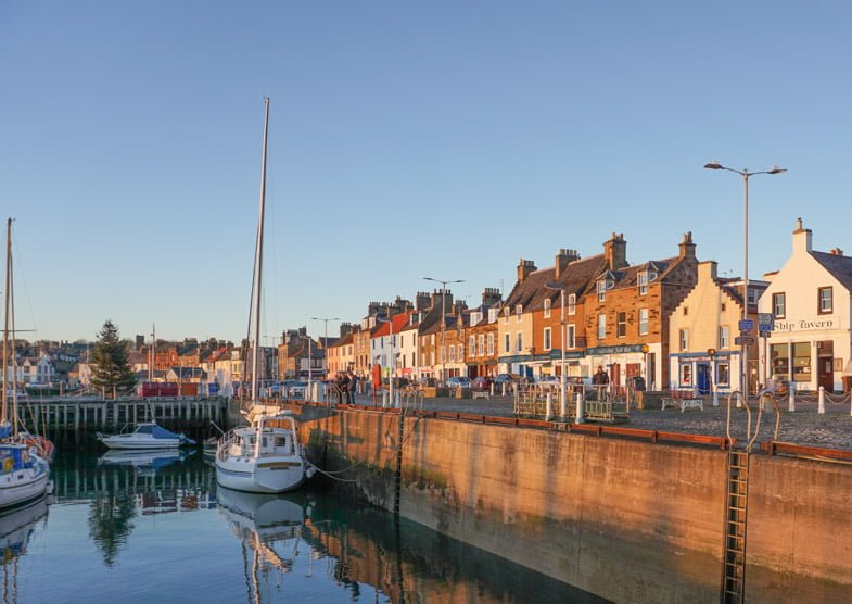 Anstruther Fife Scotland Outlander