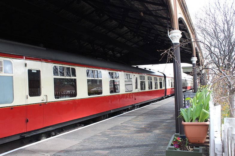Boness Railway Station - Outlander Tours