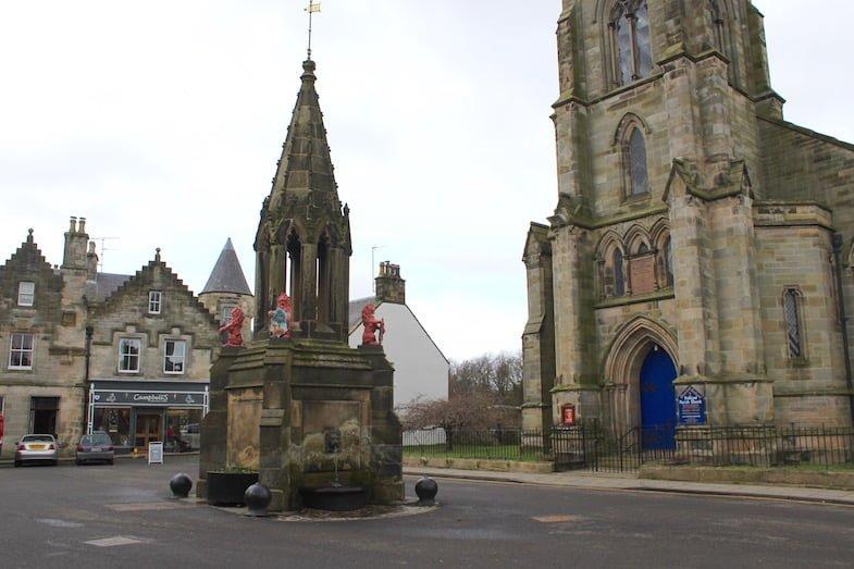 Falkirk - Outlander Locations