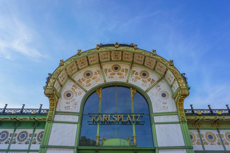 Otto Wagner–Pavillon | What to do with Vienna in 3 days