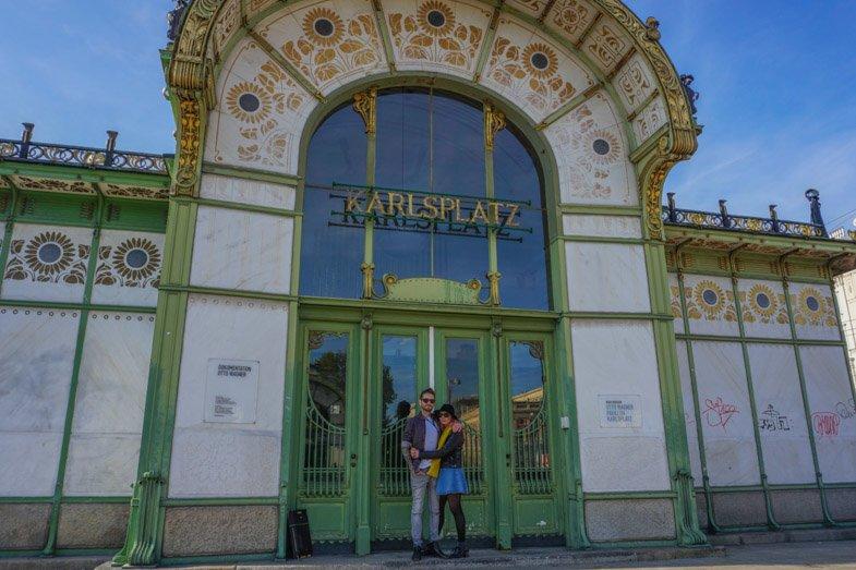 Karlsplatz Vienna