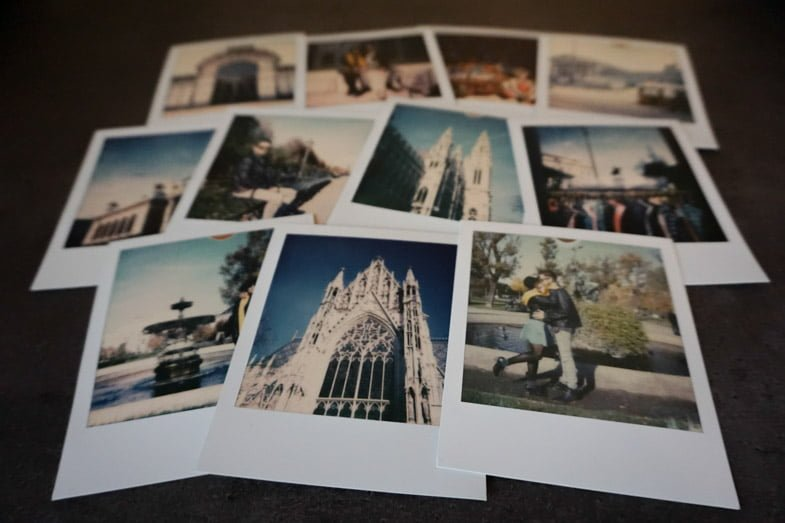 Polaroid Tour in Vienna
