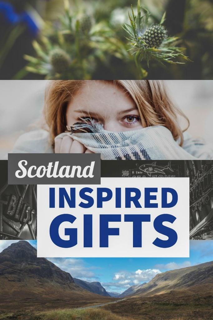 Scotland Gift Guide