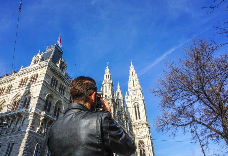Vienna Polaroid Tour - Rathaus