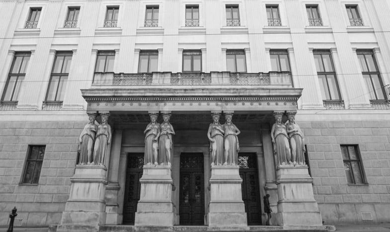 Vienna Rathaus Building