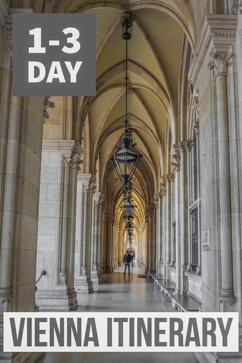 What to do in Vienna in 3 days | Vienna itinerary #Vienna