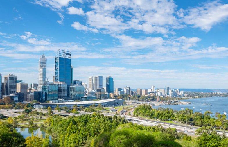 Best places to eat Perth Austrlia
