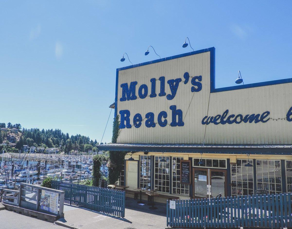 Mollys Reach Gibsons