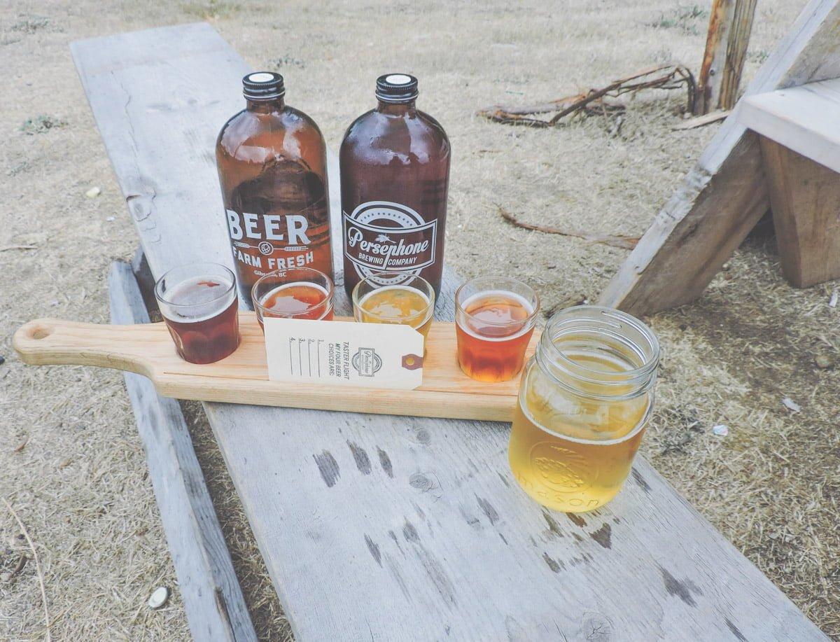 Persephone Craft Beer Gibsons