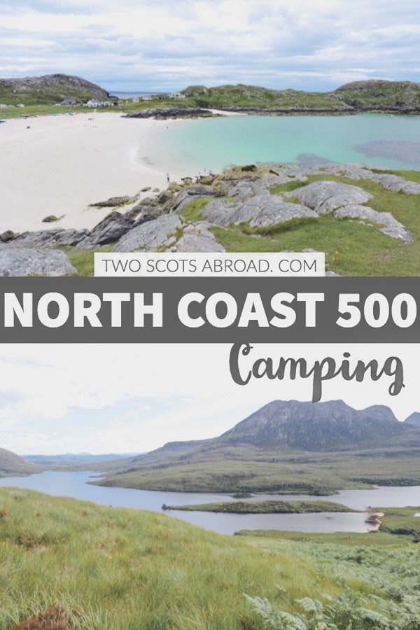 Scotland North Coast 500 Campsites
