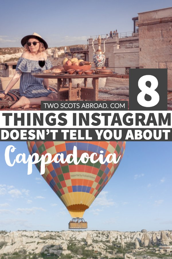 Things to do in Cappadocia Turkey
