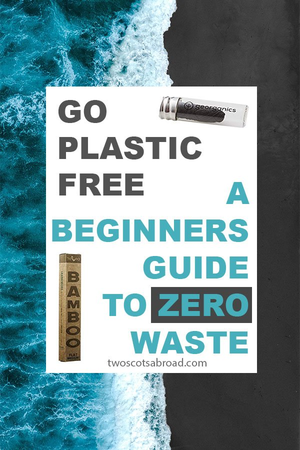 Eco-Friendly Products Used in Everyday Life | Go Plastic Free