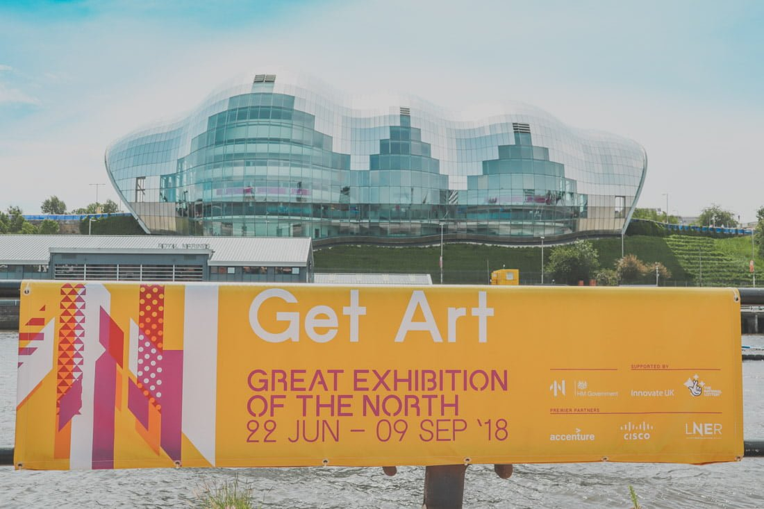 Great Exhibition of the North | Sage Gateshead
