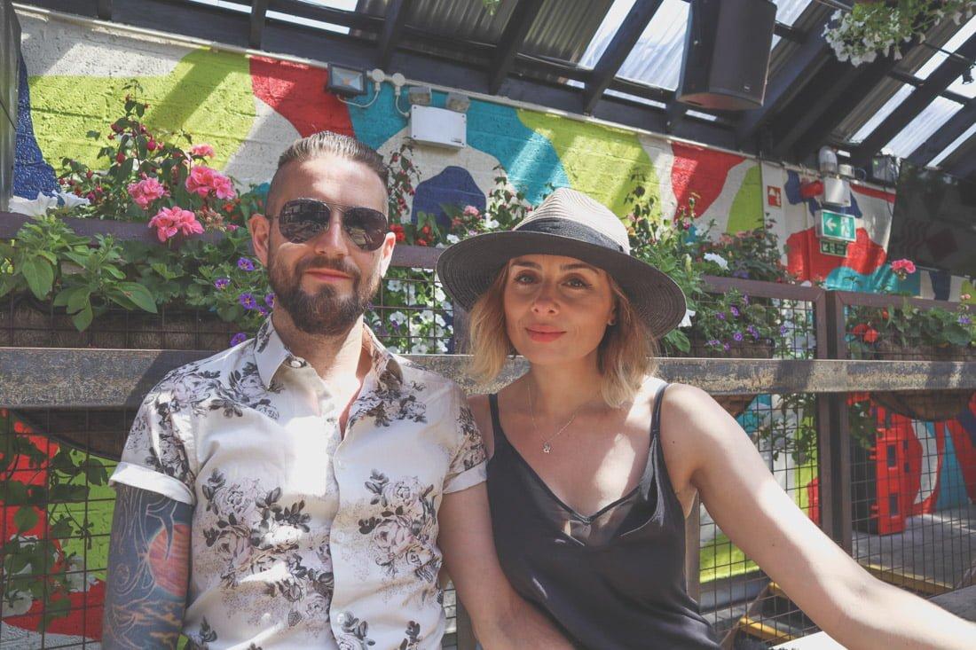 Craig and Gemma Belfast Pub