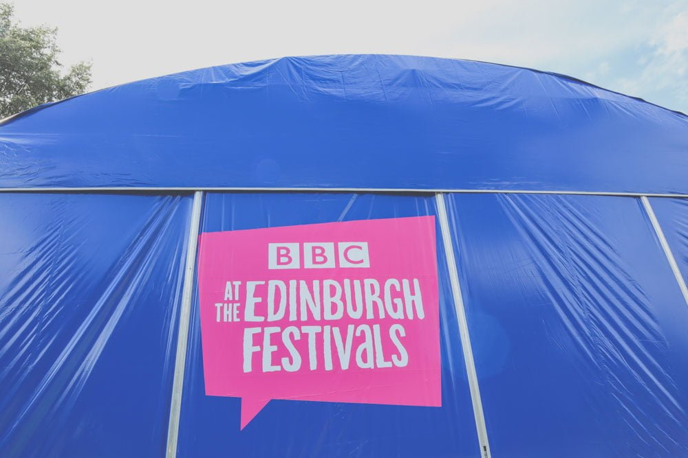 BBC at the Festival Fringe Edinburgh