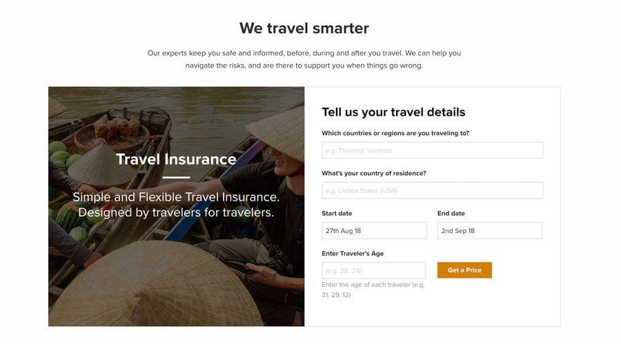 Best Backpacker Insurance True Traveller V World Nomads Insurance