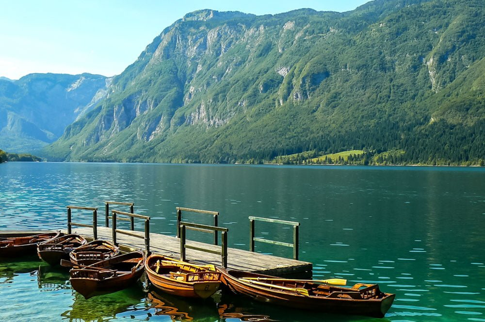Lake Bohinj Day Trips from Ljubljana