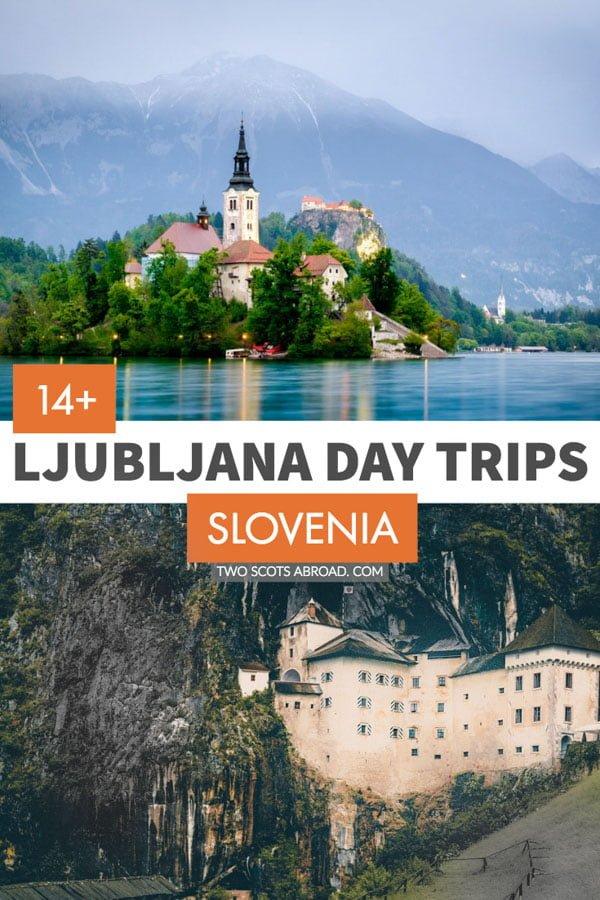 Ljubljana Day Trips Slovenia, Things to do in Ljubljana, Bled, Lake Bohinj, Pula, Vintgar Gorge