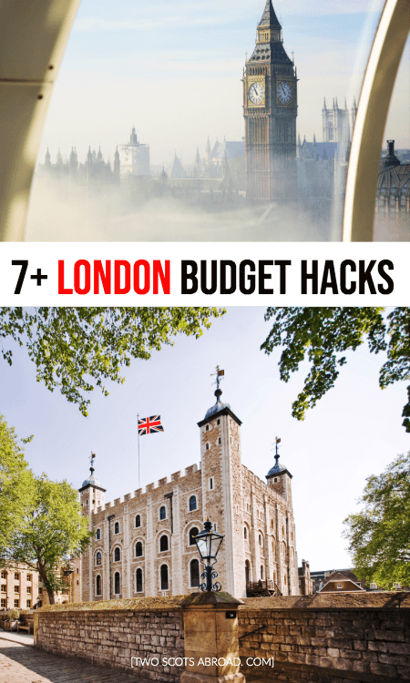 How to visit London on a budget | how to save money in London | London travel tips | budget travel in London | how much to spend in London | cheap travel in London | best things to do in London for free | free things to do in London