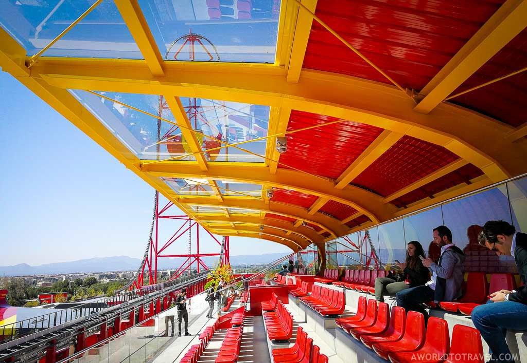 PortAventura Themepark Near Barcelona