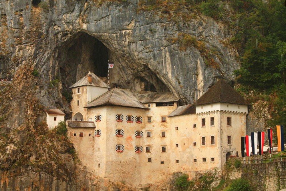 Postojna Cave Park Slovenia