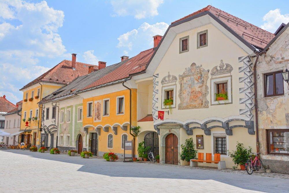 Radovljica Day Trip from Ljubljana_