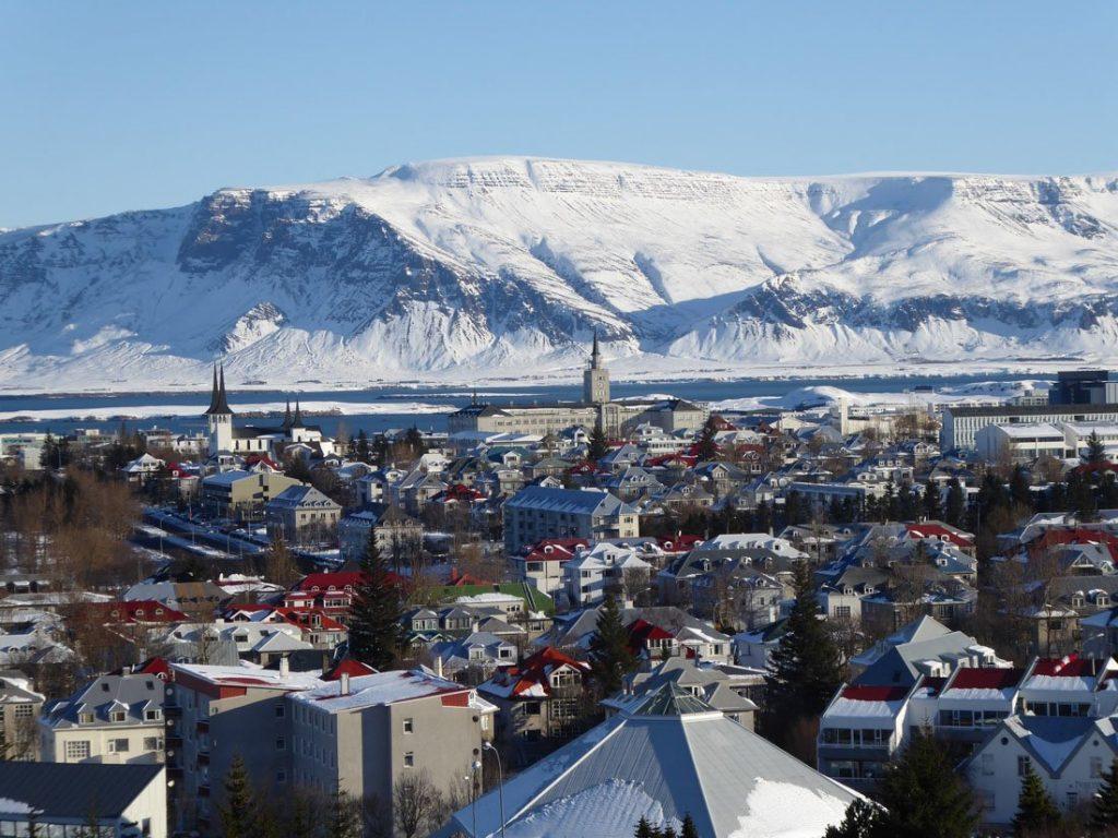 Mount Esja Hikes Near Reykjavik