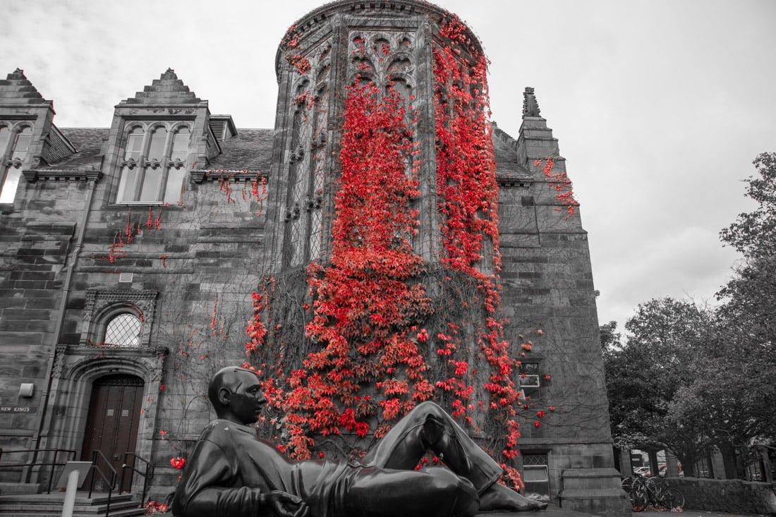 Aberdeen University Autumn