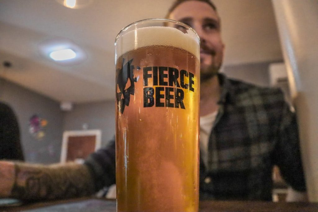 Fierce Beer Aberdeen